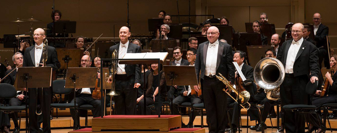Chicago Symphony Low Brass