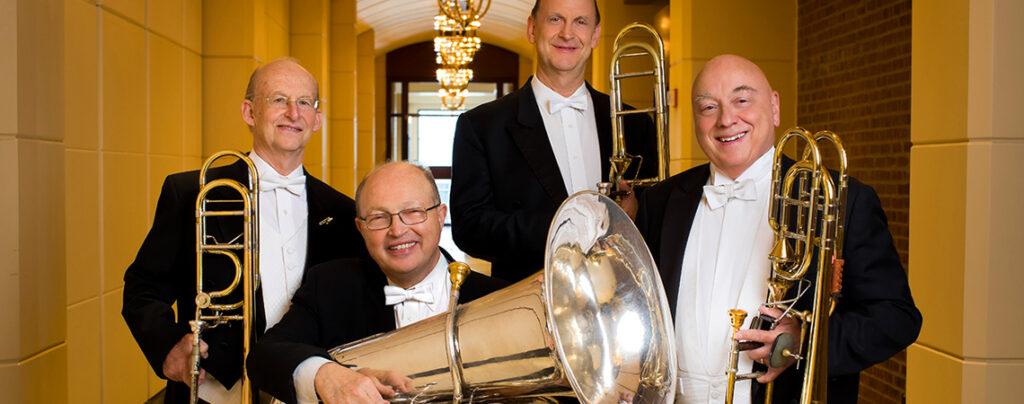 CSO Low Brass Quartet